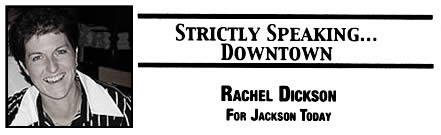 The Dickson Gallery of Fine Art, Art Gallery Tennessee , Jackson Today Weekly Column by Rachel Dickson